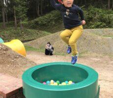 作品No:13 JUMP!土管へジャンプしてみました。