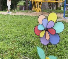 作品No:45 お花とりこと飛行機さん。<br><br><br><br>