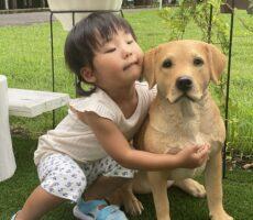 作品No:47 アモーレ<br><br>チューとゆうとほっぺた同士をくっつける莉子。<br /> 犬より大きい顔に乾杯🍻<br><br>