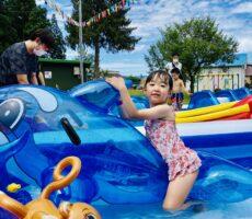 作品No:112 シャチにのる少女♡<br><br>桂公園でこんなに大きなシャチに乗れるなんて!!!ちょっといい女風でパシャリ☆<br><br>