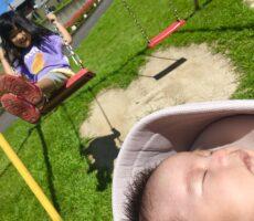 作品No:247 公園デビュー<br><br>公園デビューは桂公園で!早くお姉ちゃんと一緒に遊びたいな〜。<br><br>