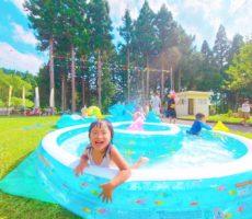 <strong>作品No:41 きもちいー‼️たのしー‼️</strong><br><br>この日はとても暑かったですが、公園にプールが用意されていて子どもは大喜び!!楽しくてずっと笑顔でした( ◠‿◠ )
